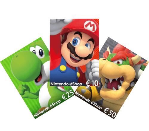 Nintendo Guthaben Header